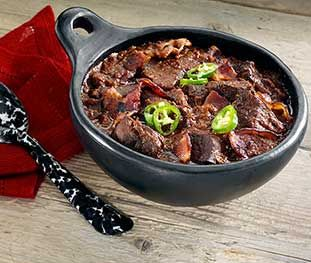 Chipotle Bacon Chili, #GlutenFree