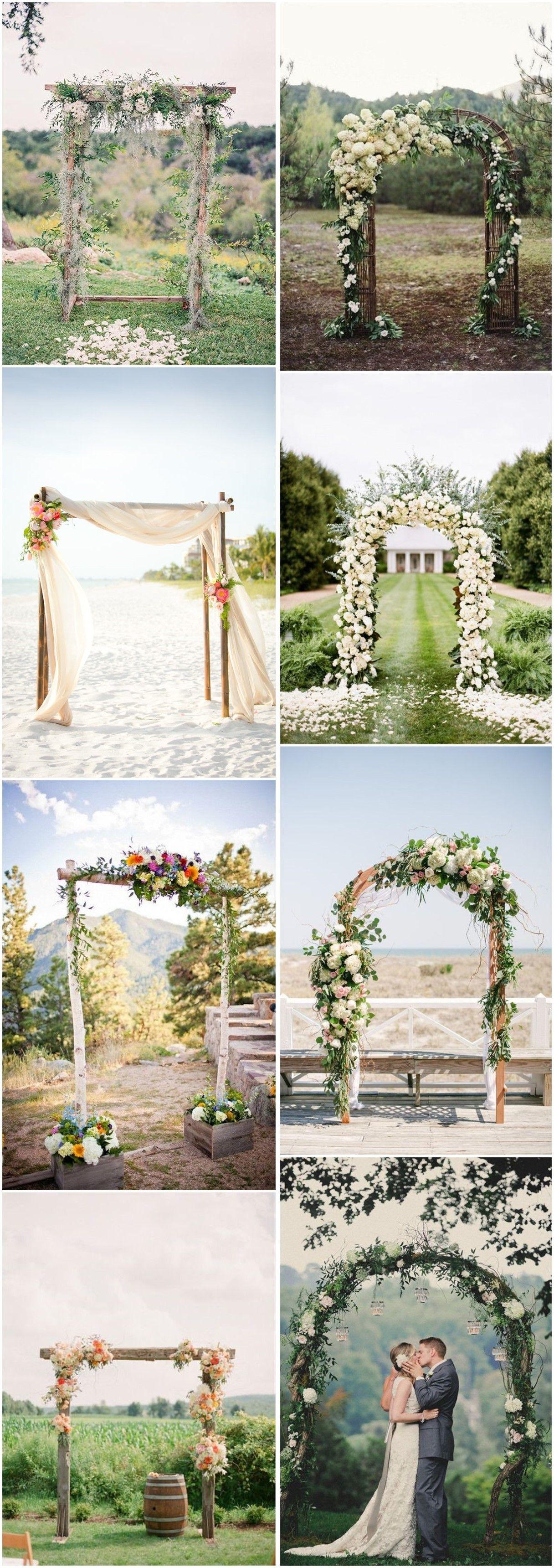 20 diy floral wedding arch decoration ideas casamento ideias para 20 diy floral wedding arch decoration ideas junglespirit Choice Image