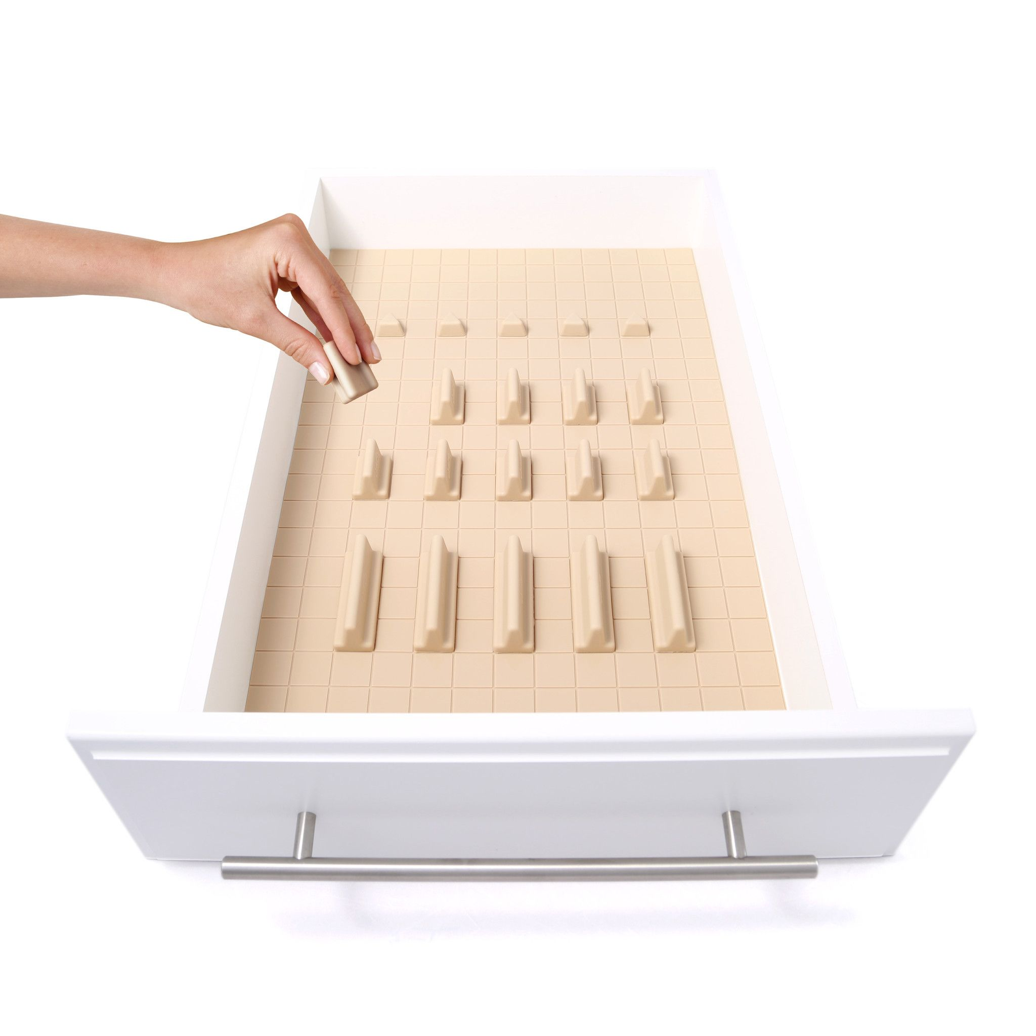 Drawerdecor Deluxe Starter Kit 21 Piece Set In 2020 Kitchen Drawer Organization Drawer Organisers Kitchen Drawers