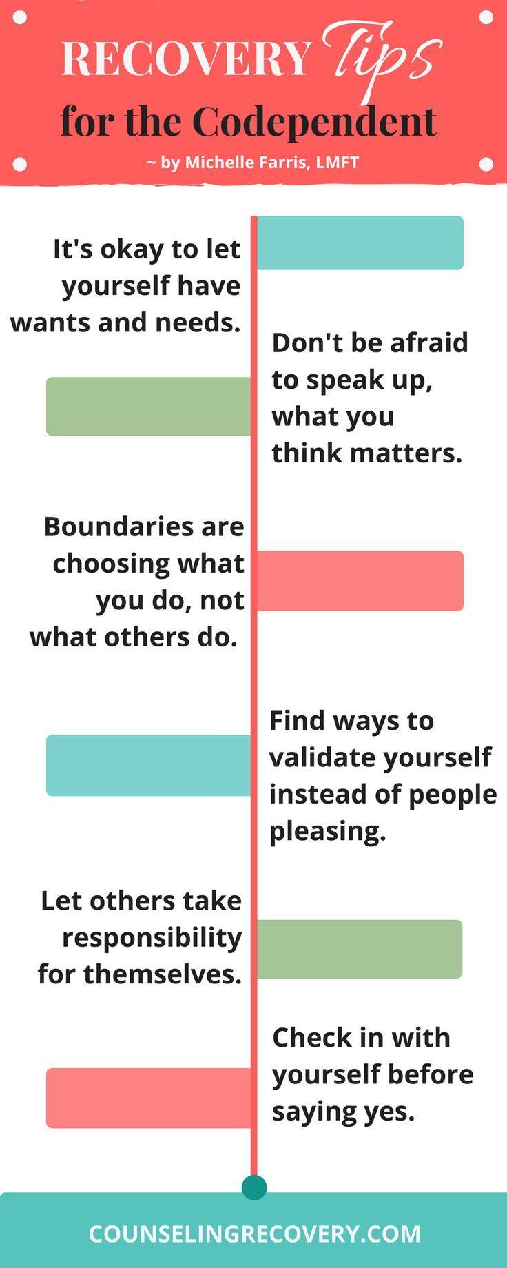12 step codependency workbook