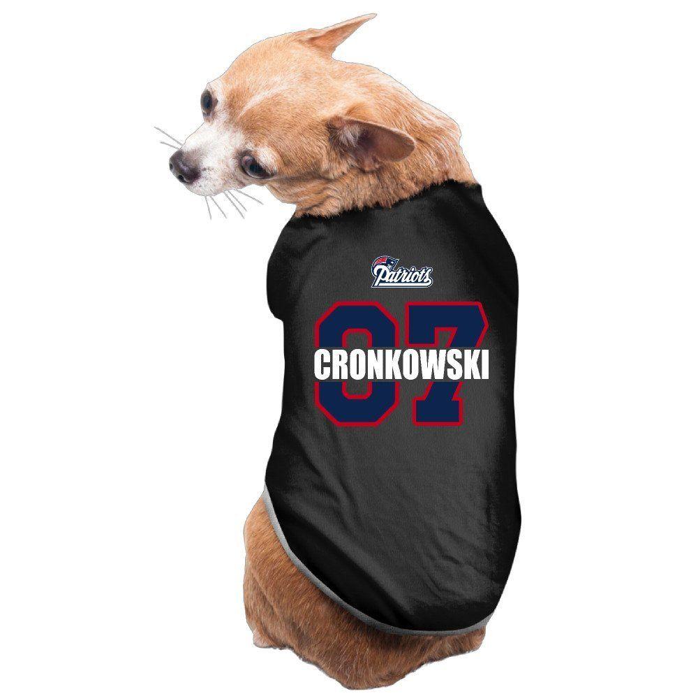 rob gronkowski dog jersey