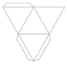 como dibujar una piramide en 3d  Buscar con Google  c