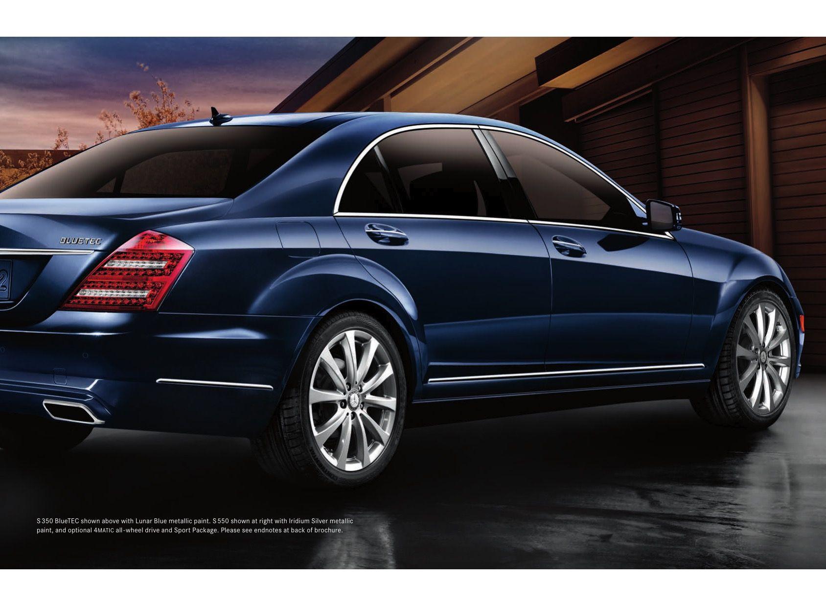 2013 mercedes benz s class w221 models lineup classic