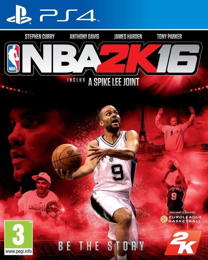 NBA 2K16 is a basketball simulation video game developed