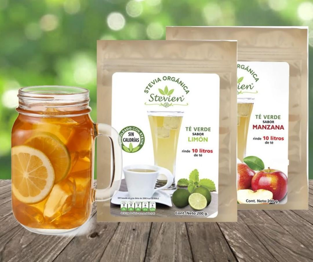 Ya probaste nuestro té verde en polvo? Sin azúcar Dulce