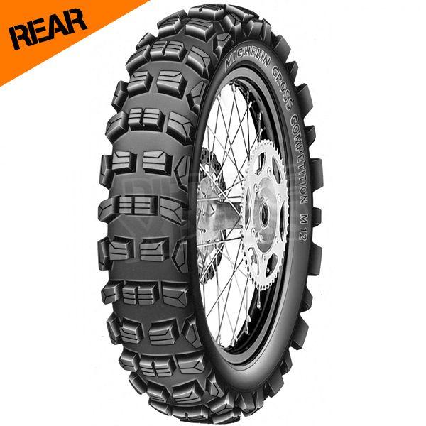 Michelin M12 XC Tyre - Rear