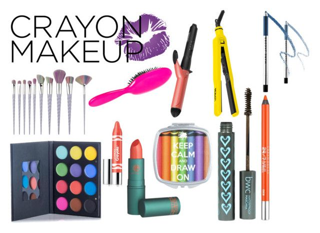 """Crayon Makeup"" by zuri125 ❤ liked on Polyvore featuring beauty, Urban Decay, Clinique, Marc Jacobs, Lorion, Rock & Ruddle and TRESemmé"