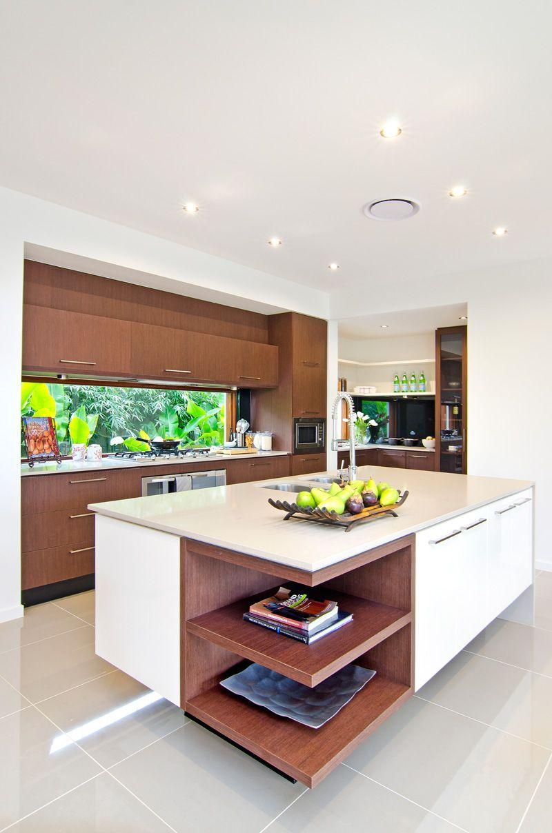 Kitchen Designs & Ideas | Metricon | Diseño | Pinterest | Cocinas ...