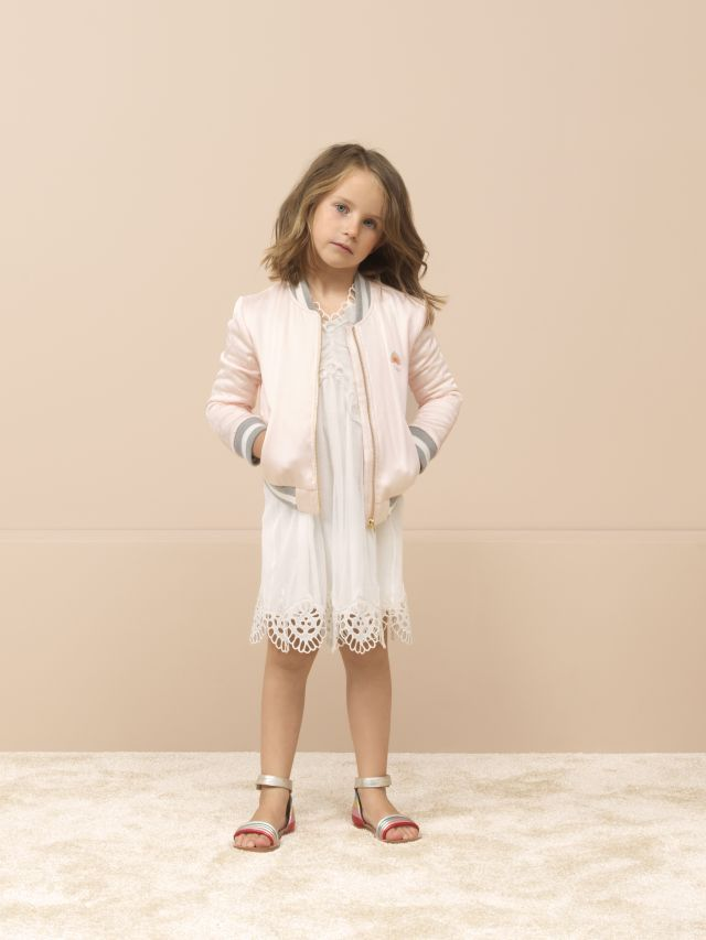Child Ss17 07 With Images Chloe Fashion Girl Fashion