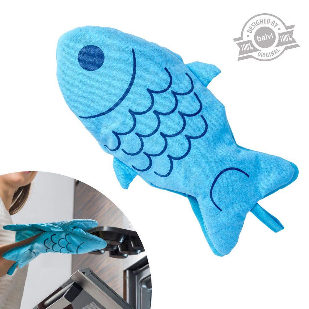 Guanto presina cucina forno blue fin pesce azzurro spedizioni veloci idee per la casa - Gadget per la casa ...
