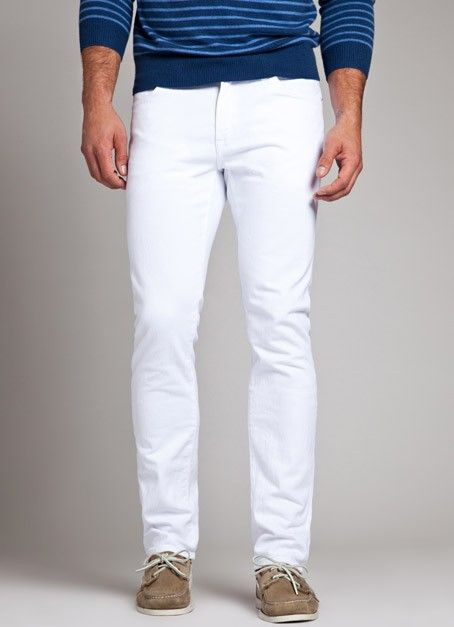 Bonobos - Travel Jeans - South Beach White | Stuff to buy ...