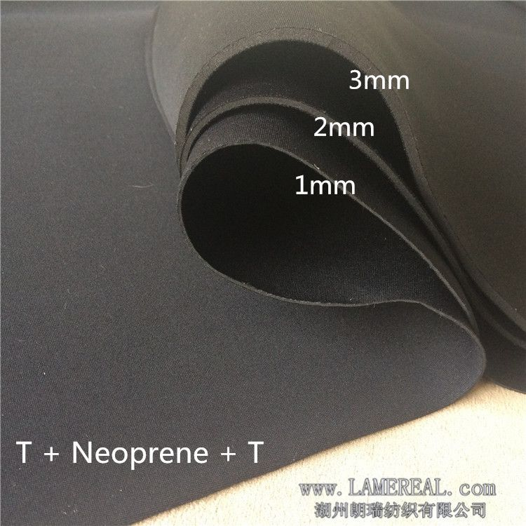 d08f6c416ba 1mm neoprene fabric coated thin wetsuit elastic sewing neoprene textile  fabric for sale for swimwear beachwear china supplier-Sports and leisure  fabric ...