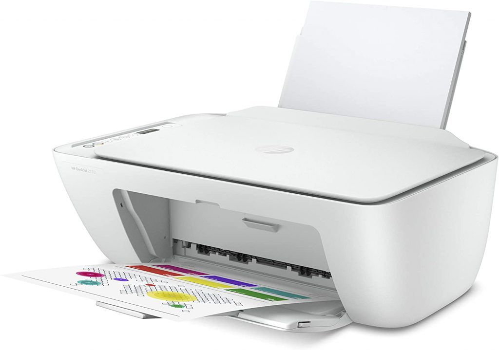 Ficha Técnica De La Impresora Hp Deskjet 2710 Impresora H P Tinta Impresora Hp