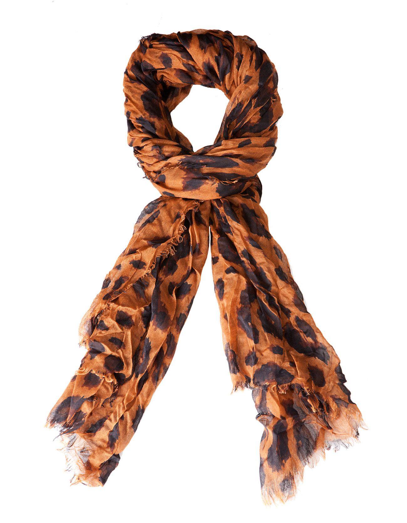 Pañuelo leopardo