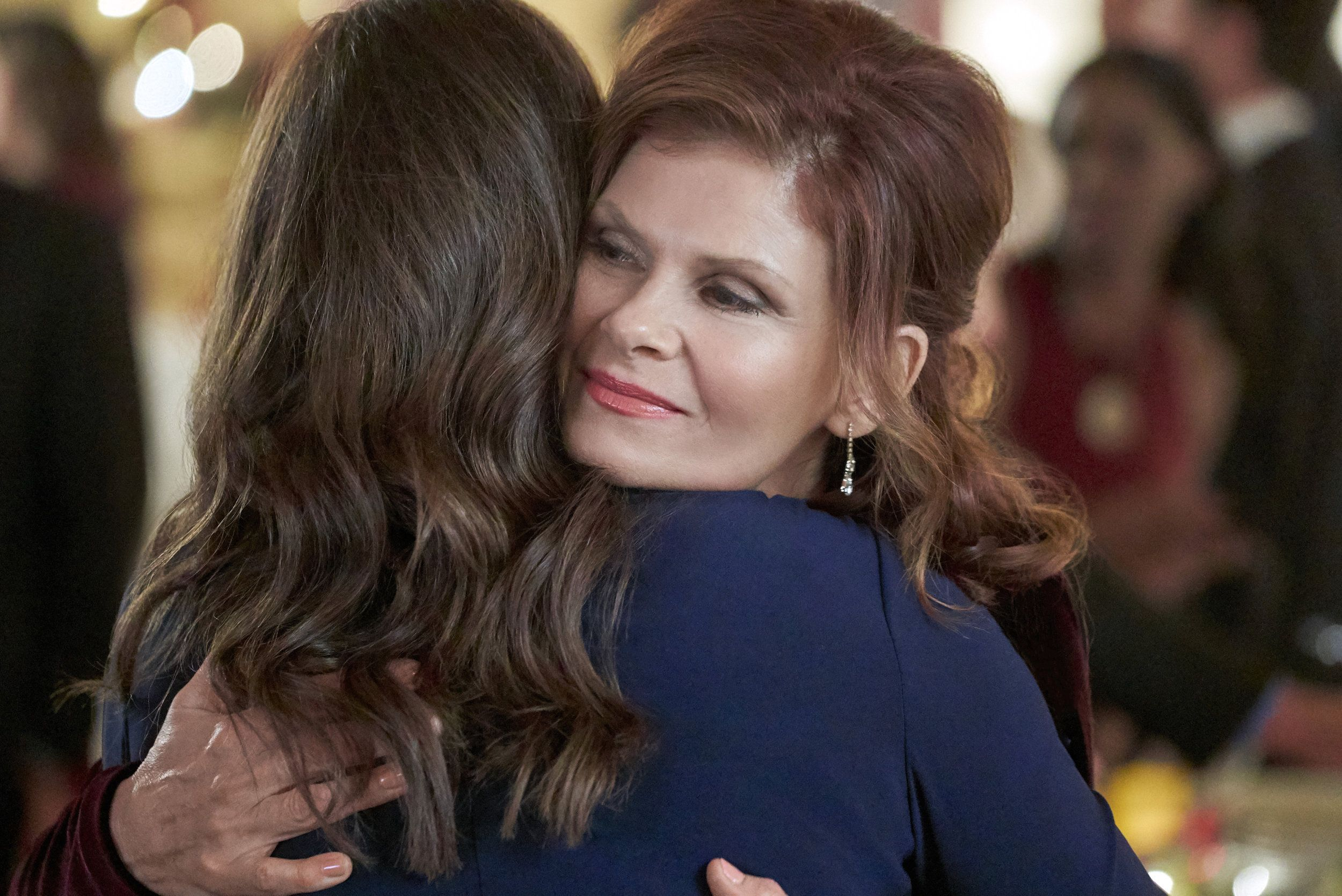Once Upon A Christmas Miracle.Check Out Photos From The Hallmark Movies Mysteries