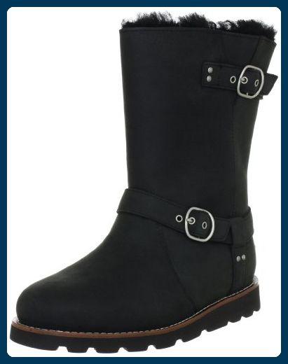 8f97d91e93 UGG Noira 1001733, Damen Stiefel, Schwarz (BLACK), EU 37 (US 6) - Stiefel  für frauen (*Partner-Link)