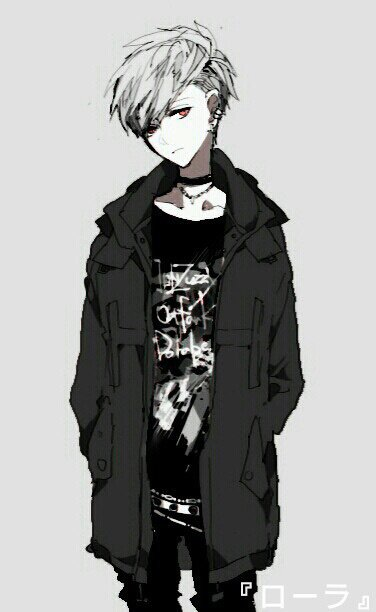 Photo of ?☠️Awesome punk anime boys?☠️   Anime Amino