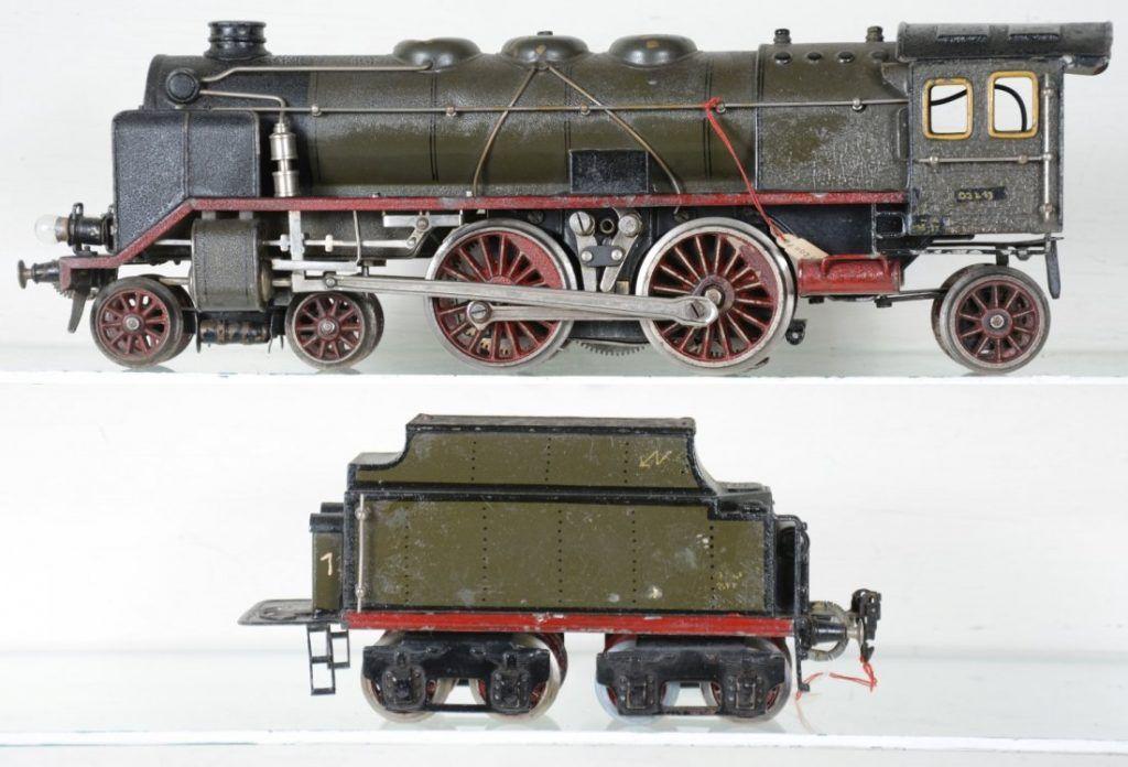 Marklin Cer 65 12021 Gauge 1 Electric Locomotive