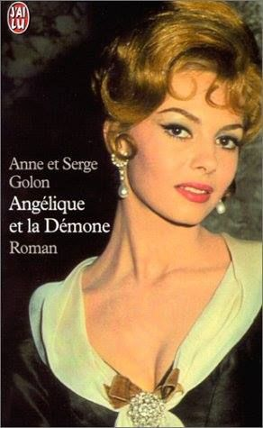 Angelique Et Le Demone Angelique And The Demon One Of The French Editions By J Ai Lu Michelle Mercier Angelique Hollywood Stars