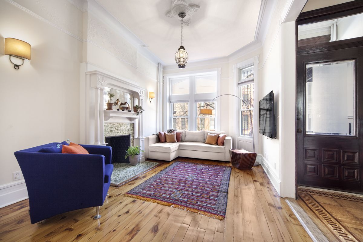 Park Slope Nyc real estate, Townhouse, Best interior