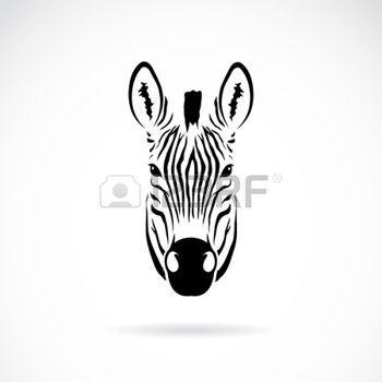 Dos Cebras Tatuajes De Cebra Cebras Vectores Gratis