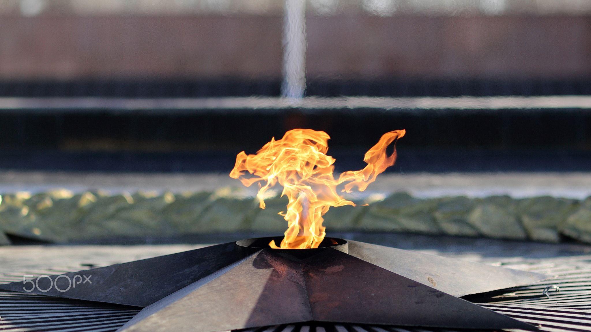 Вечный огонь в картинках