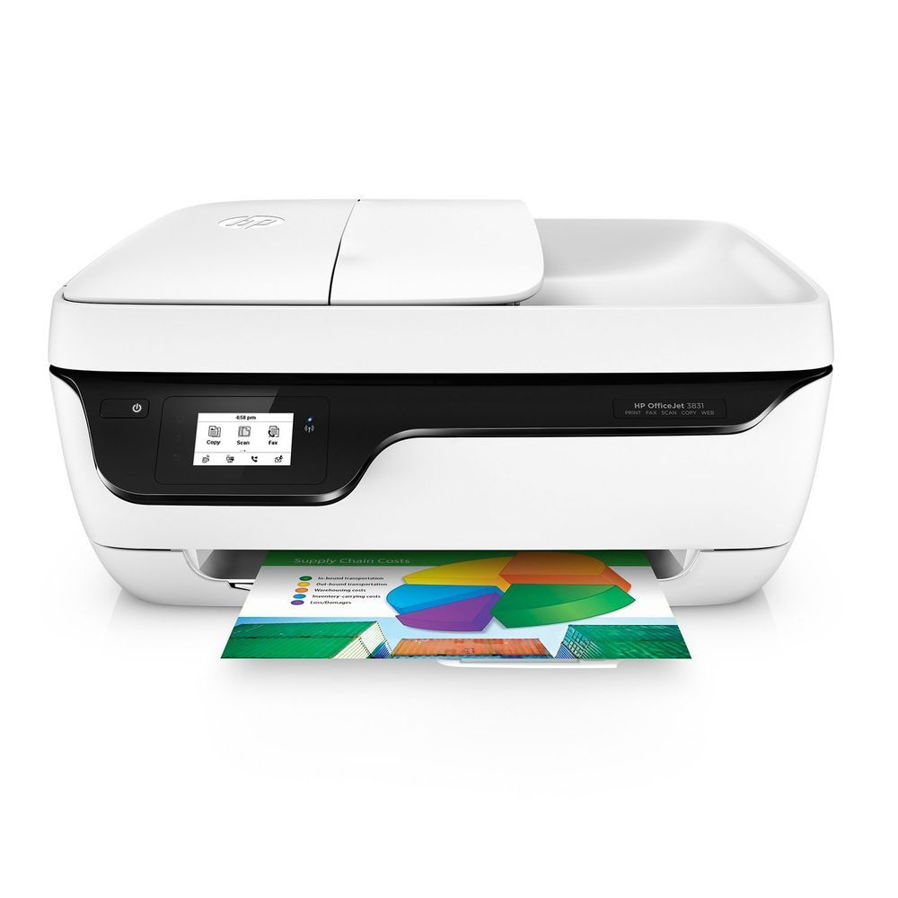 Details about HP Officejet 4630 e-All-in-One Printer ...