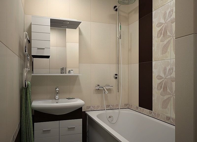 Идеи ванной комнаты без унитаза фото