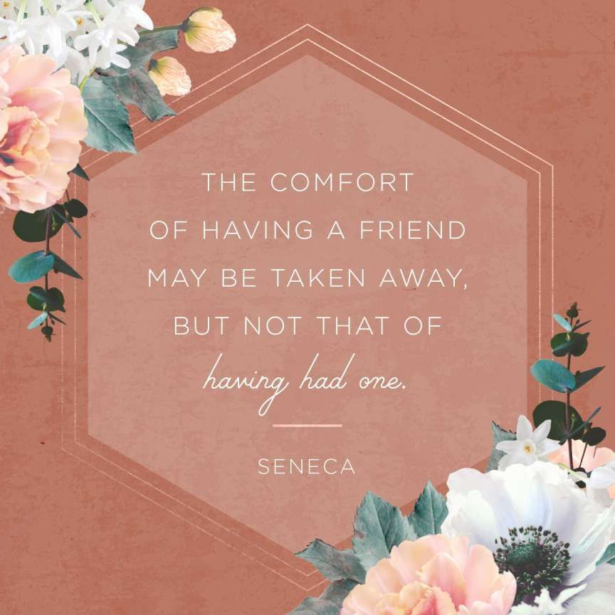 quotes about losing a best friend to death