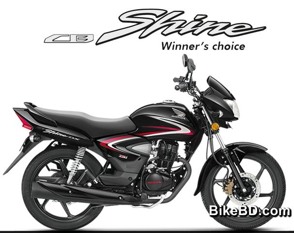 Honda Cb Shine Review Successful Commuter From Honda Honda Cb