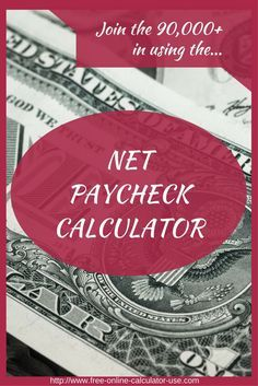 tax deductions paycheck calculator