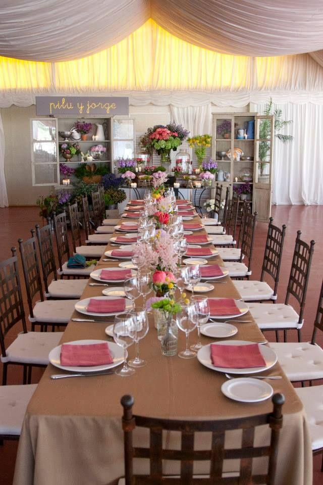 Boda en el Castillo del Buen Amor #weddings #weddingdecor