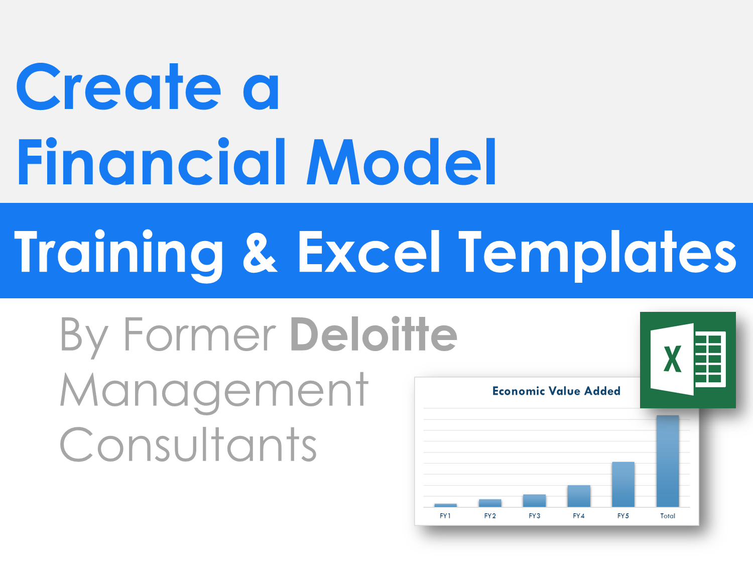 Financial modeling excel | Financial Modelling Course