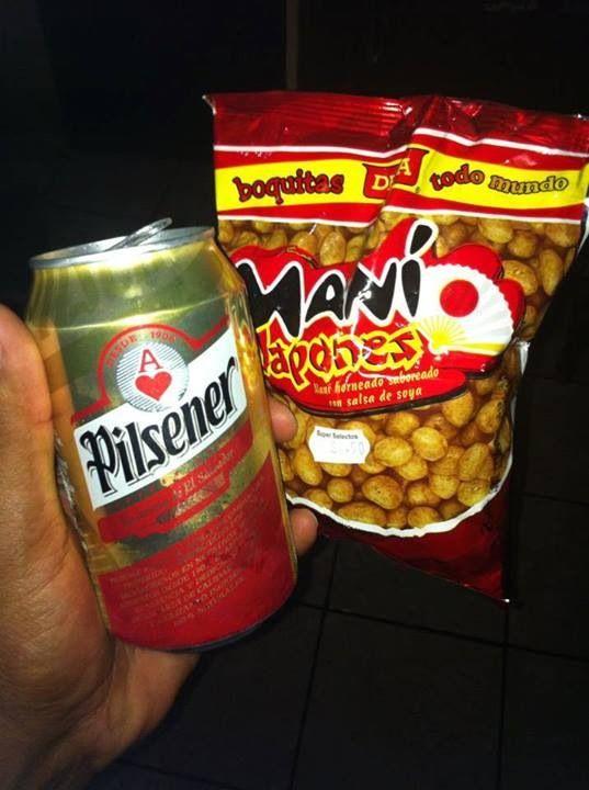 Pilsener y Diana.....El Salvador !! #elsalvadorfood