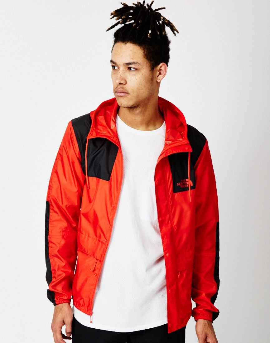 The North Face Black Label 1985 Mountain Jacket Red | Shop men's ...