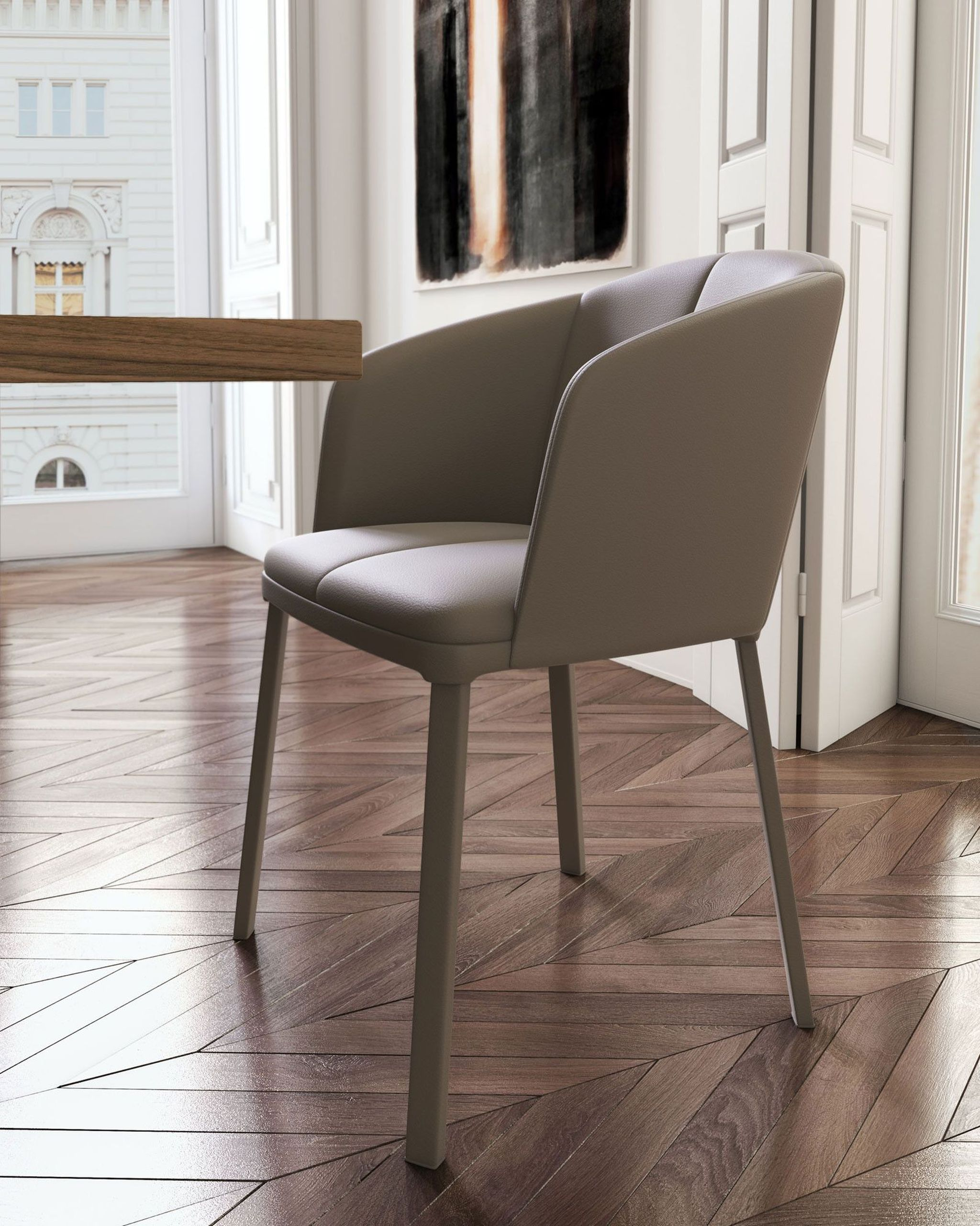 Amazing 549 00 Como Dining Chair Dining Chairs Table Leather Andrewgaddart Wooden Chair Designs For Living Room Andrewgaddartcom