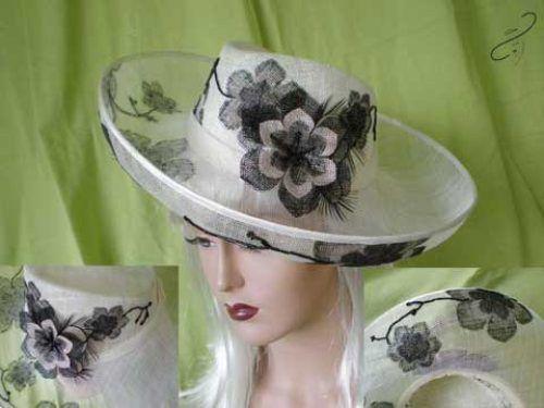 MILLINER  APPLIQUE ART – Hat Classes  8791713e0121