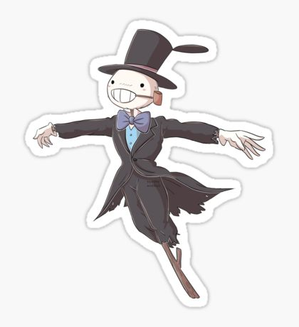 Howls Moving Castle Stickers Anime Stickers Cute Stickers Kawaii Stickers