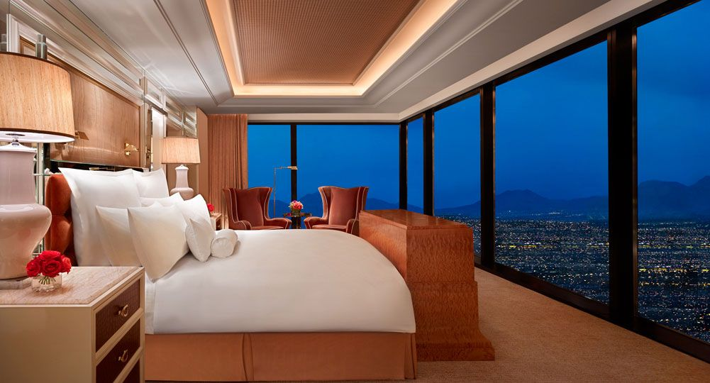 10 Las Vegas Suites that Will Blow Your Mind   wynn las vegas military  discount suites. To be able to see the city at night  To watch a show or musical