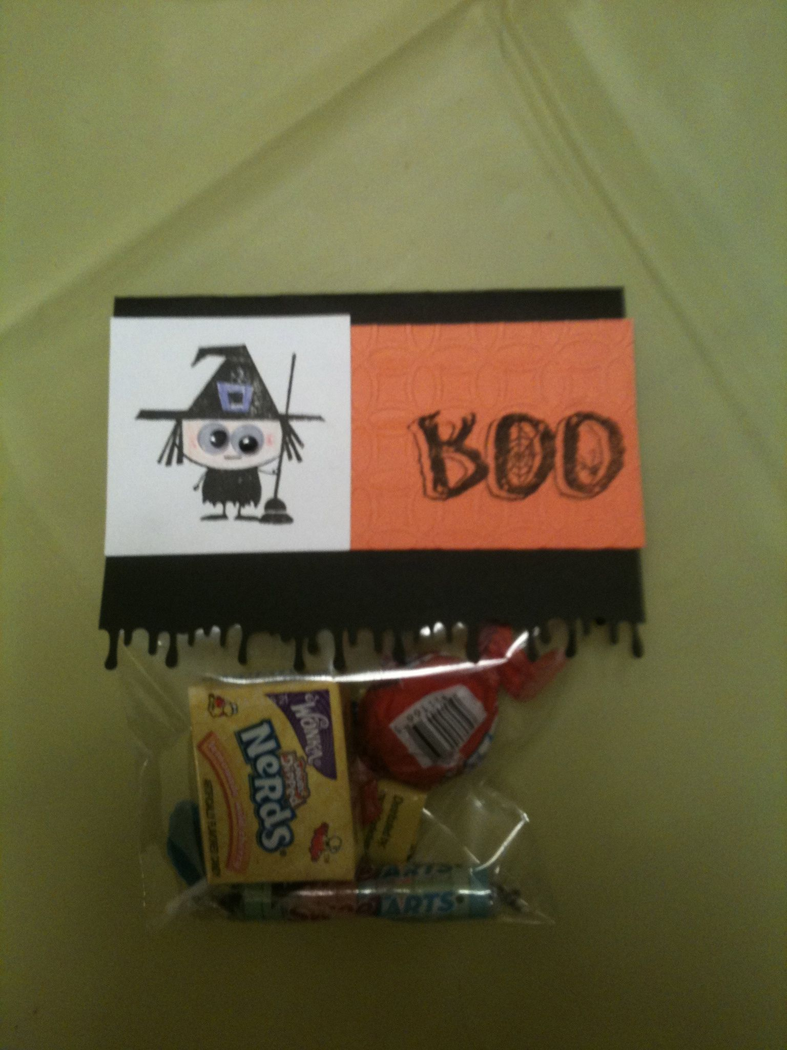 2011 halloween treat bags