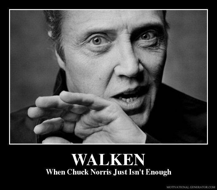 meet the walkens video only