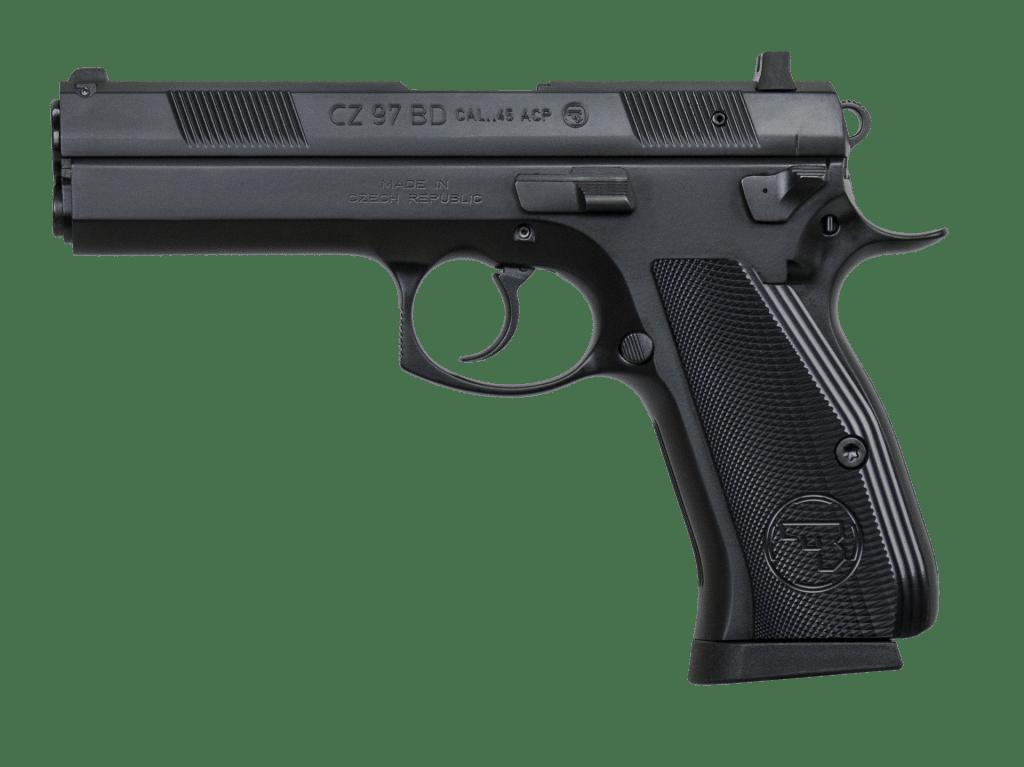 15z_CZ97BD_L_01416 Tactical pistol, Pistol, Hand guns