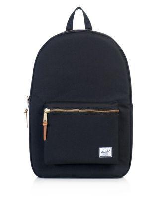 027ddeb3bc Studio Collection Settlement Backpack.  herschelsupplyco.  bags  leather   nylon  backpacks