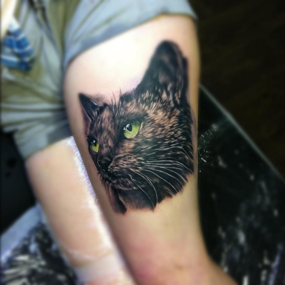 Tattoo by Radu Rusu at Iron & Ink Tattoo Studio in Vejle, Denmark