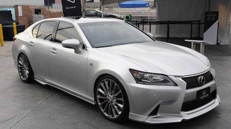 2013 Lexus GS 350 F Sport Supercharged adds what we've