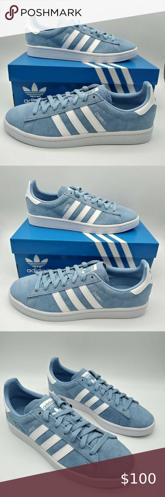 Adidas Mens Originals Campus Sneakers