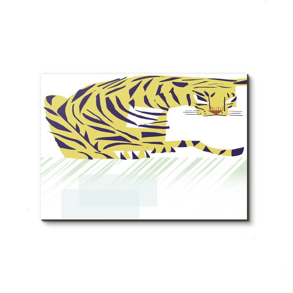 Geometric tiger products pinterest products