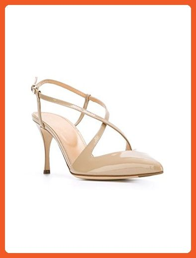huge selection of 76f59 7dd61 Sergio Rossi Bonton Nude Sandals 39.5 - Pumps for women ...