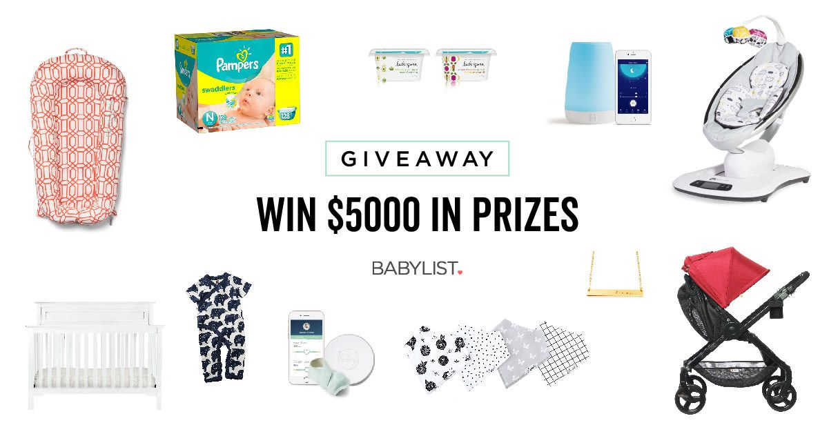 Head here to enter 👉 http://bit.ly/best-baby-registry ...