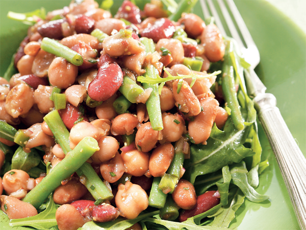 Vyfboneslaai Bean Salad Recipes South African Recipes Salad Recipes South Africa